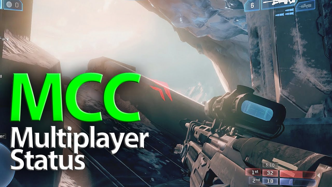 halo mcc matchmaking status