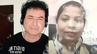 Bhool Gaya Sab Kuch, Voice of Kumar Bhanu + Sujata Paul