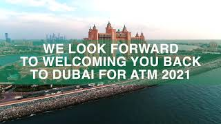 Your journey to #ATMDubai 2021 - travel and safety...