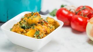 Simple Veggie Curry