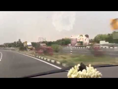 Ranipet to vellore route!!Summer vacation