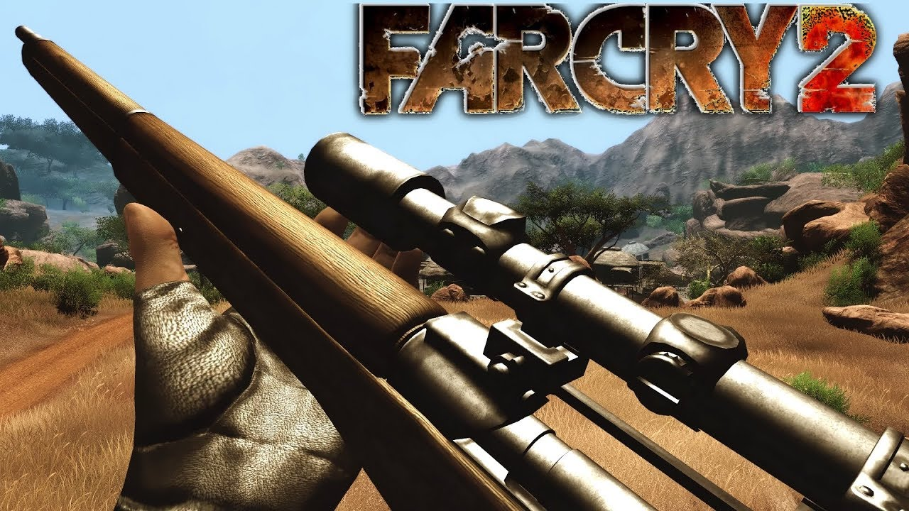 far cry 2 pc gameplay
