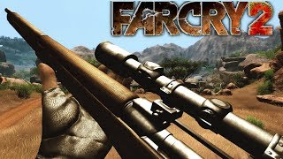 Far Cry 2 Gameplay: African Sniper