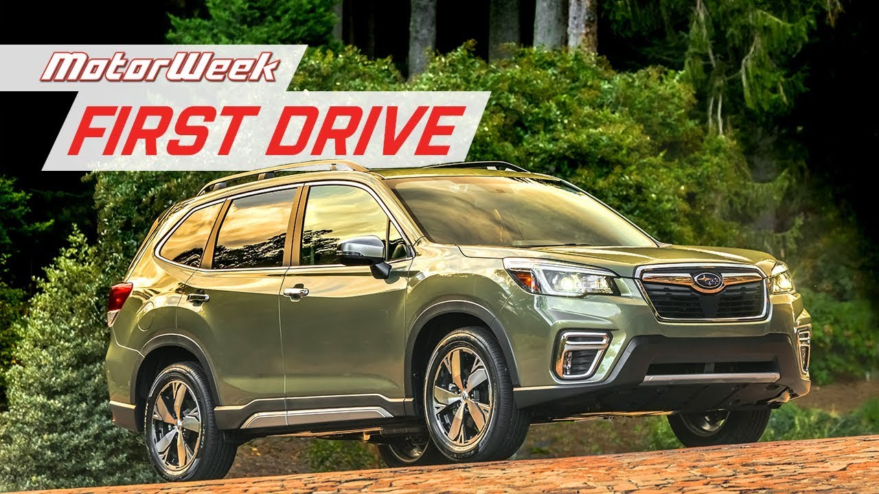 2019 Subaru Forester First Drive Youtube