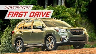 2019 Subaru Forester | First Drive