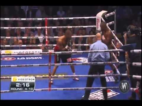 Renan St Juste vs Allan Green 2012 11 03