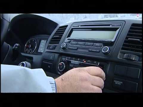 Наши тесты Volkswagen Caravelle