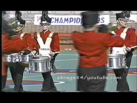 Kearny High School NJ Marching Band 2000 USSBA FINAL FIRST PLACE