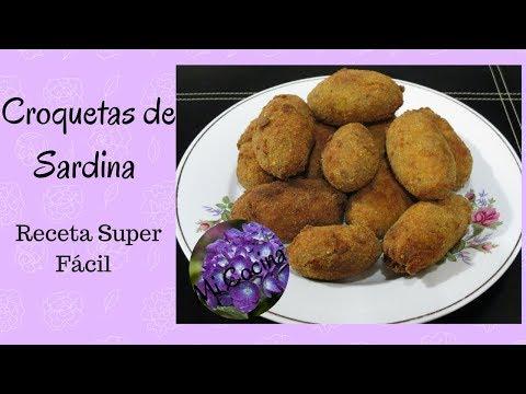CROQUETAS DE SARDINAS | Mi Cocina