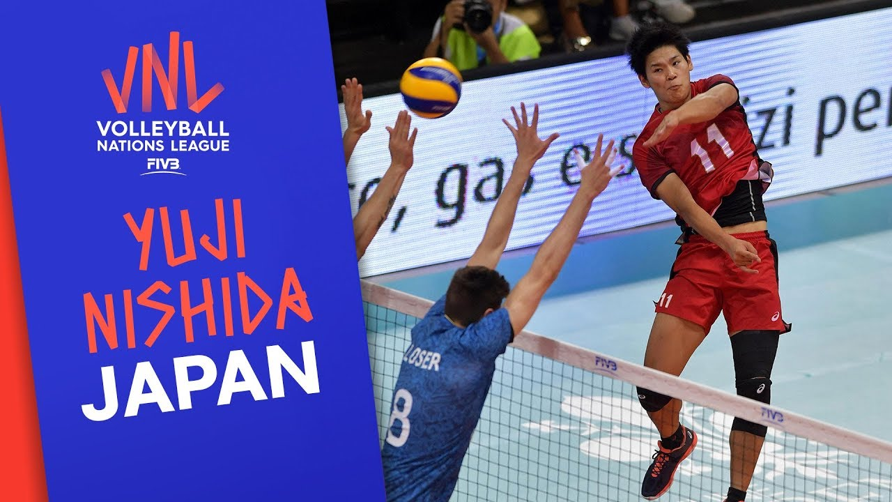 Japan Team Preview Volleyball Nations League 2019 Youtube