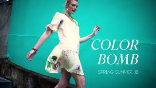 PORTSAID SS18 - Color Bomb