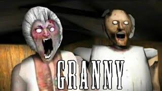 Granny Old Version 1.3 In Easy Mode