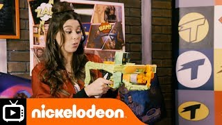 The Thundermans | Kira's Target Practice | Nickelodeon UK