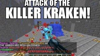 Choicecraft Factions: Season 02-2: The Killer Kraken!