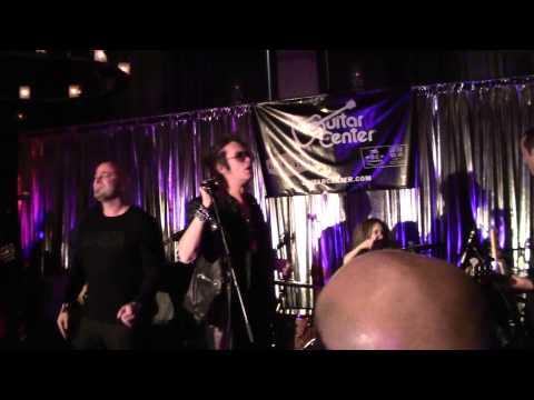 Glenn Hughes A REAL ROCK STAR at Boston Music Awards 2012