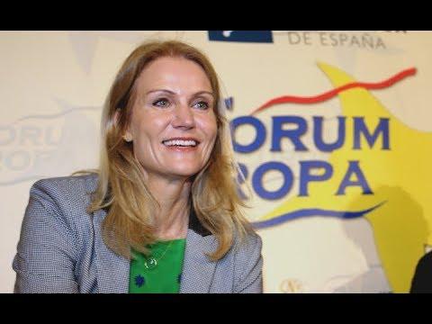 Fórum Europa con Helle Thorning-Schmidt