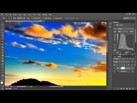 remove dust spot from photo caused by dust on camera sensor photoshop tutorial