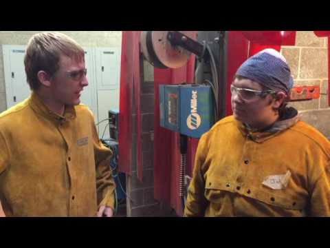 Bellingham Tech Welding Booth Etiquette