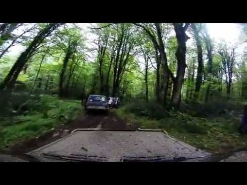 Jungle Offroad near Nowshahr