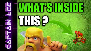 What Happens If We Remove Fireworks Stash In Clash of Clans (COC February 2018 Update)What's inside?