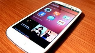 First Look: Ubuntu Touch on Android (GS3)