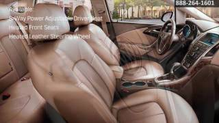 New 2017 Buick Verano Technology West Point Buick GMC Houston and Katy TX