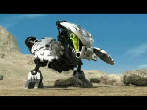 Bionicle: Bohrok-Kal Nuhvok-Kal - YouTube