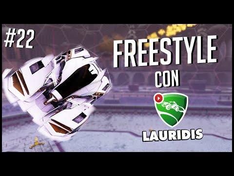 Freestyle con L'artemis GXT...magari - Rocket League FUNNY MOMENTS ITA [#22] thumbnail