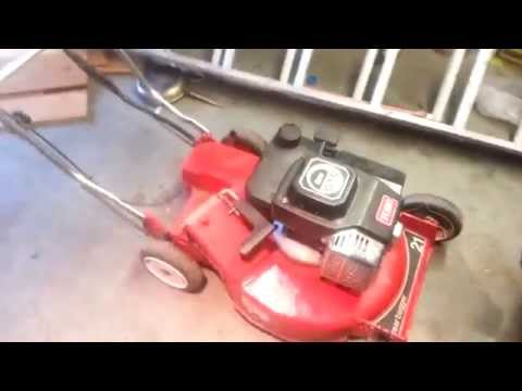 Toro GTS 26622 Cold Start and First Look