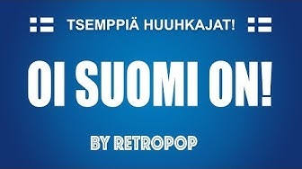 Oi Suomi on! (by Retropop)