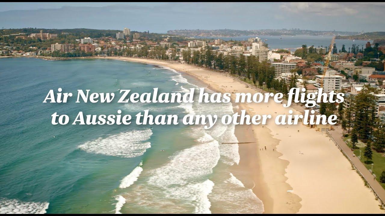 Air New Zealand Information