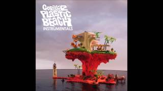 Gorillaz - Welcome To The World Of The Plastic Beach (Instrumental)
