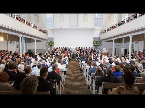 Friends Seminary Commencement 2018