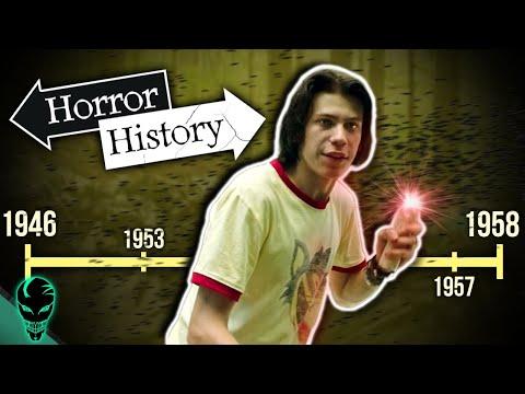 IT: The History of Patrick Hockstetter   Horror History