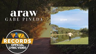 araw - Gabe Pineda (Official Lyric Video)