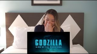 Godzilla: King of Monsters Comic Con Trailer // Reaction & Review