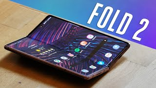 Galaxy Z Fold 2 review: an extravagant success