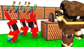 Costruiamo La Discoteca Per I Pappagalli Di Minecraft