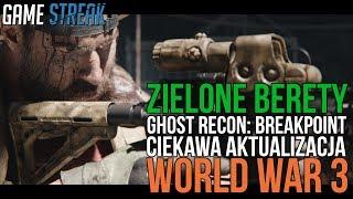 UKRYTA ZAWARTOŚĆ BATTLEFIELD V | CIEKAWA AKTUALIZACJA WORLD WAR 3 | GHOST RECON: BREAKPOINT