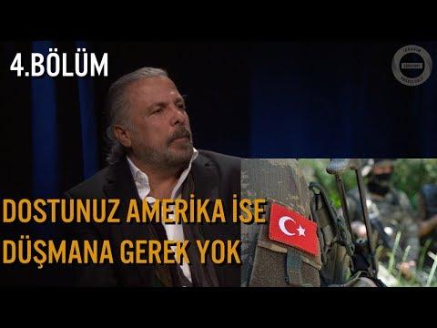 """Irak'taki Türk ve ABD Askeri arasındaki farkı Mete Yarar Anlatıyor:""""Biz buranın Çocuğuyuz"""" 4.Bölüm"""