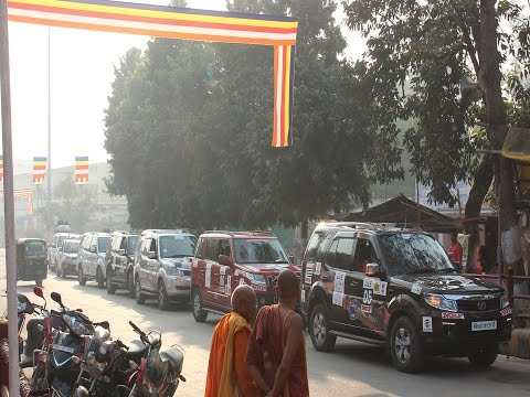 India Myanmar Thailand Friendship Motor Car Rally 2016