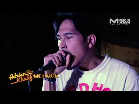 Free download Mp3 ADRIAN KHALIF - MADE IN JAKARTA (ACOUSTIC SESSION) terbaik