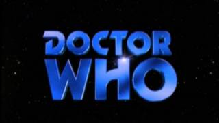 Doctor Who TV Movie full opening theme