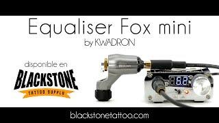 Presentación Equaliser Fox mini