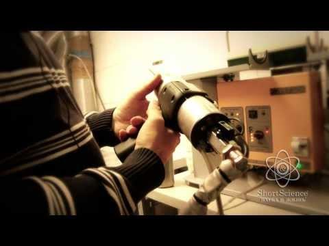 Видео Гальваническое покрытие металла цинко