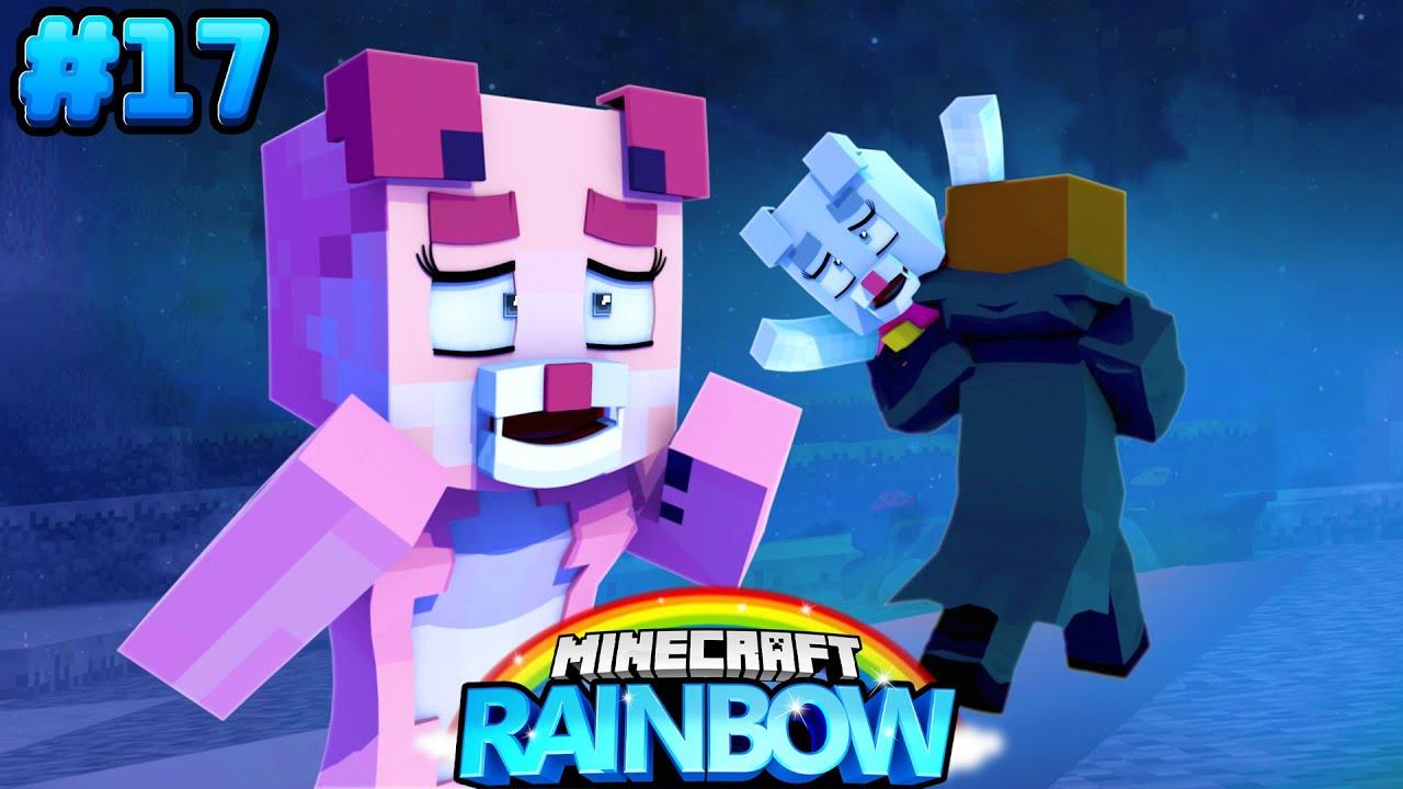 RONJA WIRD ENTFÜHRT! ✿ Minecraft RAINBOW #17 [Deutsch/HD]
