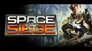Space Siege Longplay (Fully cybernetic)