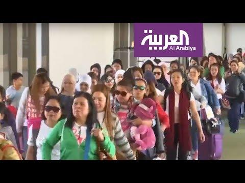 الكويت تستدعي سفير الفلبين وتسلمه مذكرتي احتجاج