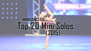 My Top 20 Mini Solos of 2015