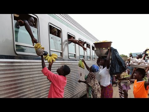 Video: Welcome aboard the West African Express